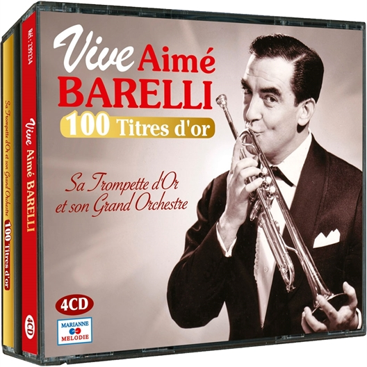 Vive Aimé Barelli : 100 titres d'Or