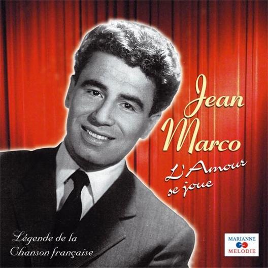 Jean Marco : L' Amour se joue