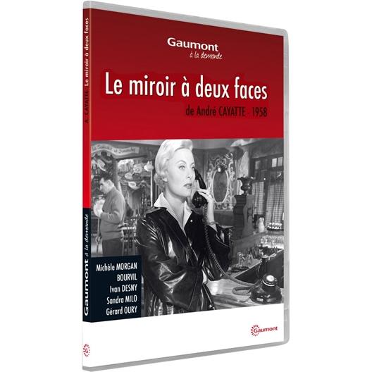 Le miroir à deux faces : Michèle Morgan, Bourvil, Ivan Desny
