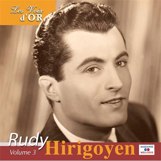 Rudy Hirigoyen : Volume 3
