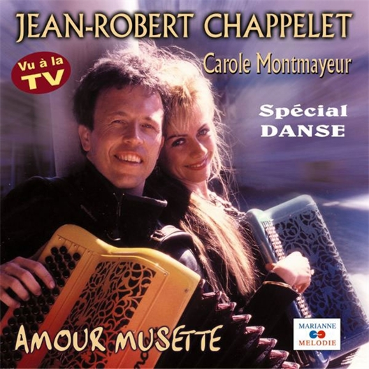 Amour Musette N°1 - Jean-Robert Chappelet