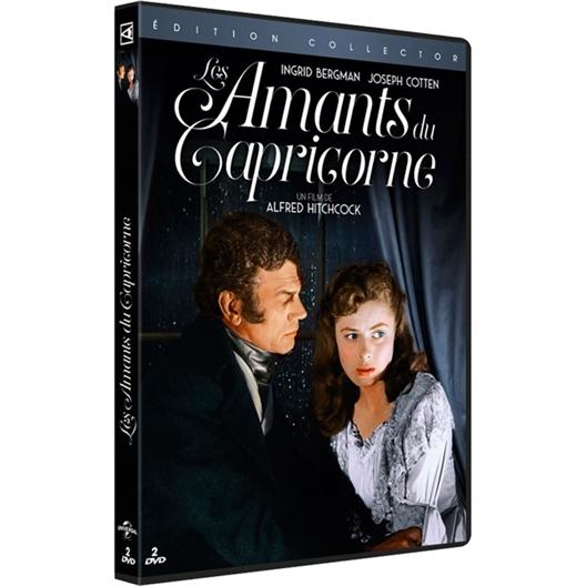 Les amants du capricorne : Ingrid Bergman, Joseph Cotten…