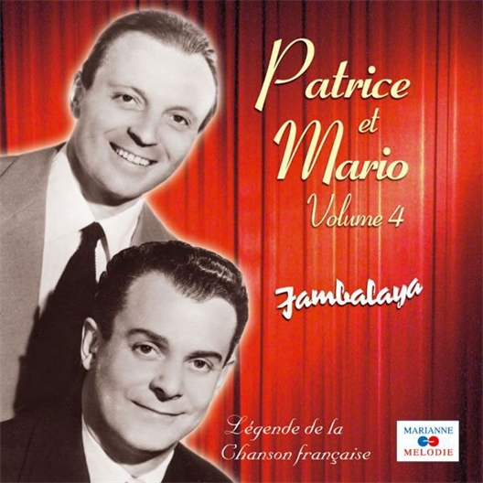 Patrice et Mario : Jambalaya