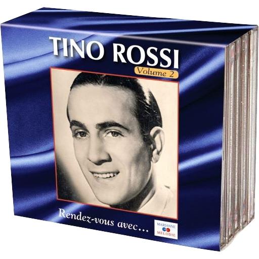 Tino Rossi : Rendez-Vous avec... (5CD)