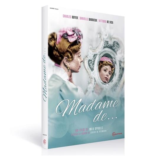 Madame de… : Danielle Darrieux, Jean Debucourt…