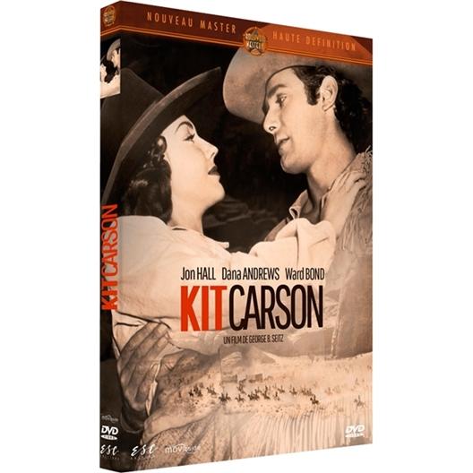 Kit Carson : Jon Hall, Dana Andrews…