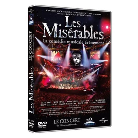 Les misérables : La comédie musicale