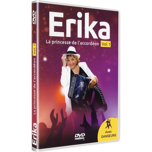Erika : Princesse de l'accordéon