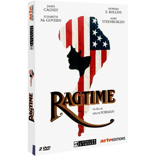 Ragtime : James Cagney, Brad Dourif, …