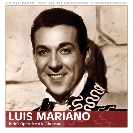 Luis Mariano : De l'opérette à la chanson