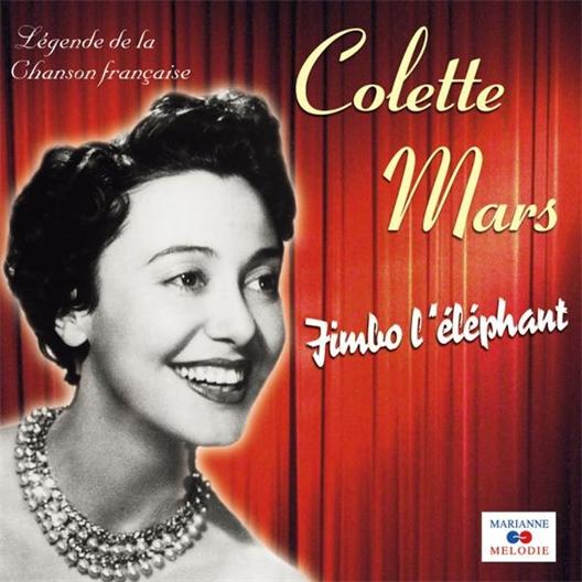 Colette Mars : Jimbo l'éléphant
