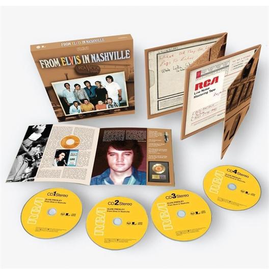 Elvis Presley : From Elvis In Nashville