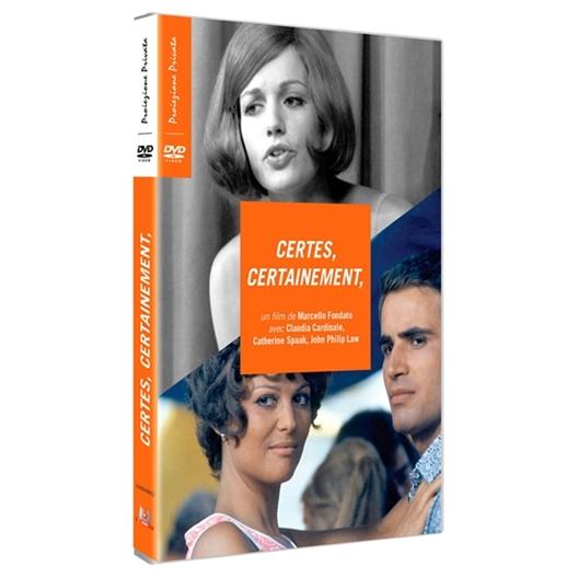 Certes, certainement : Claudia Cardinale, Catherine Spaak, …