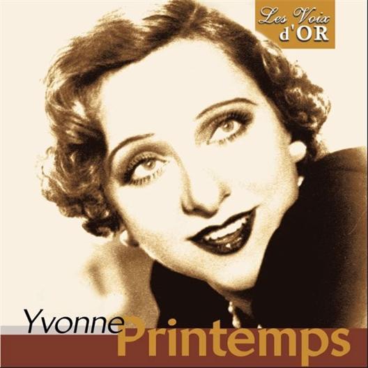 Yvonne Printemps : J'ai deux amants