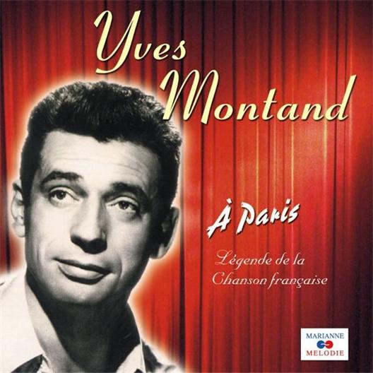 Yves Montand : A Paris