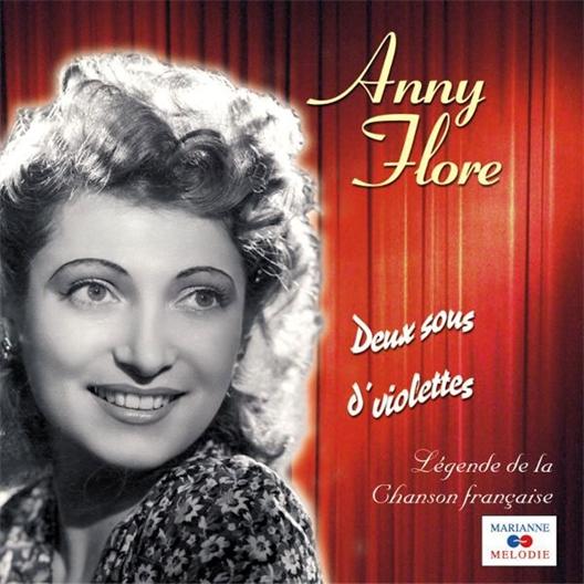 Anny Flore : Deux sous d'violettes