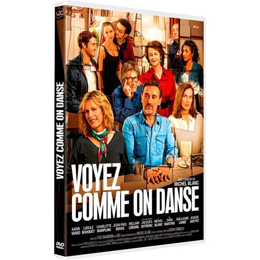 Voyez comme on danse : Karine Viard, Carole Bouquet…