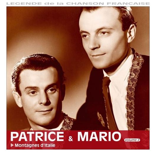 Patrice et Mario : Montagnes d'Italie