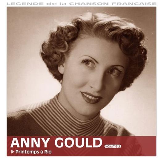 Anny Gould : Printemps à Rio