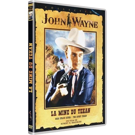 La mine du Texan : John Wayne, Barbara Sheldon, …