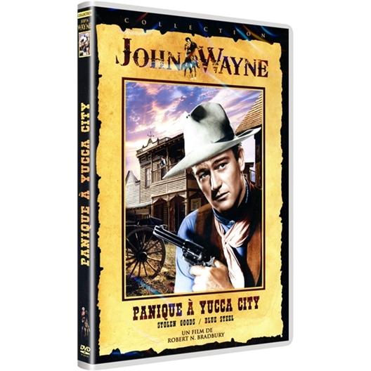 Panique à Yucca City : John Wayne, Eleanor Hunt, …