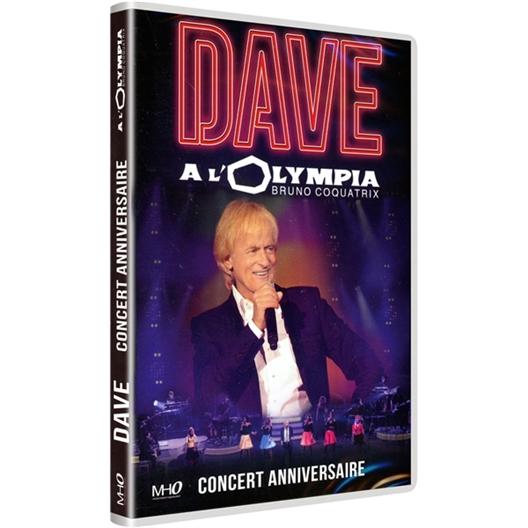 Dave à l'Olympia 2014
