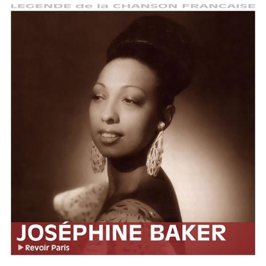 Joséphine Baker : Revoir Paris
