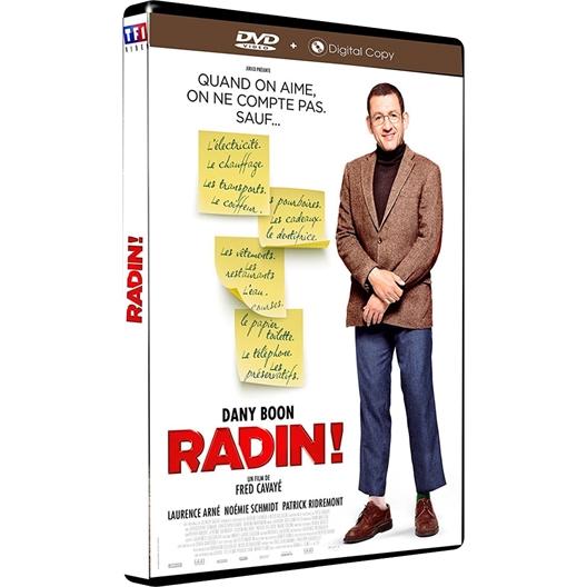 RADIN ! : Dany Boon, Laurence Arné, Noémie Schmidt...