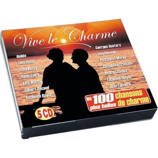 Chansons de charme : Vive le charme
