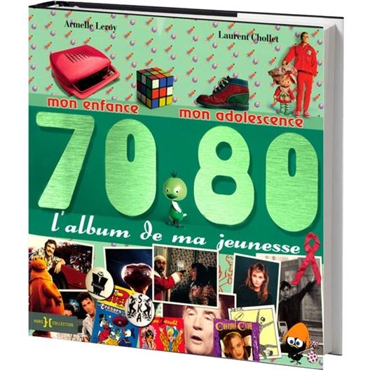 Les années 70-80 Livre