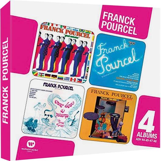 Franck Pourcel : Amour, danse et violons N°44-45-47-48