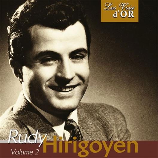 Rudy Hirigoyen : Maria-Flora