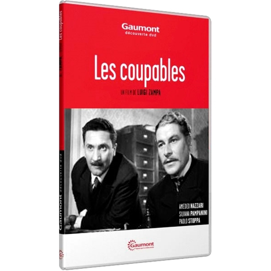 Les coupables : Amadeo Nazzari, Paolo Stoppa, …