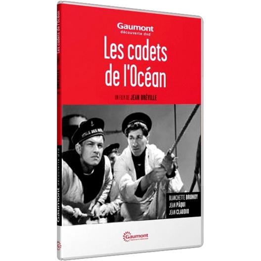 Les cadets de l'océan : Marcel Mouloudji, Jean Pâqui, Blanchette Brunoy, …