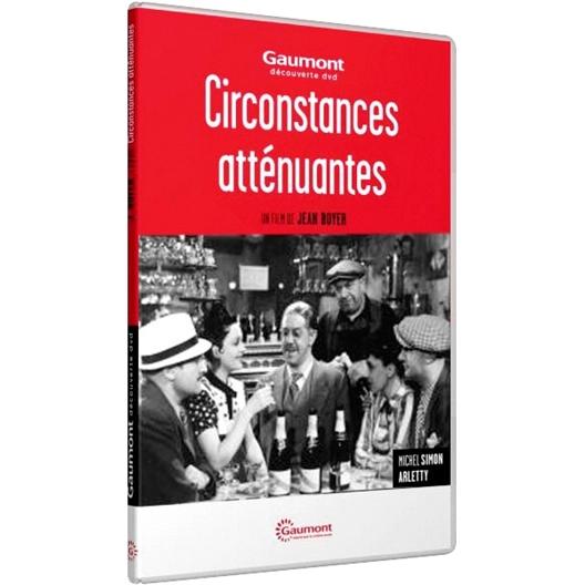 Circonstances atténuantes : Michel Simon, Arletty, …