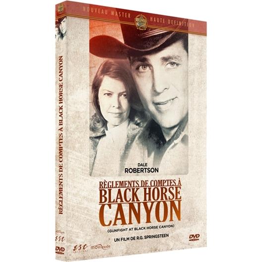 Règlements de comptes à Black Horse Canyon : Dale Robertson, Rod Cameron, …