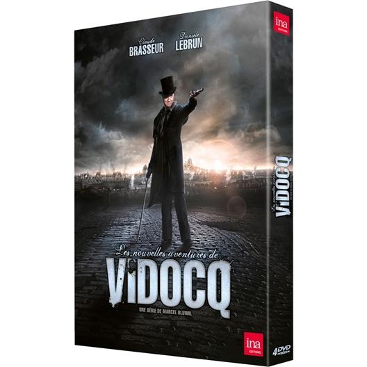 Les nouvelles aventures de Vidocq : Claude Brasseur, Danièle Lebrun…