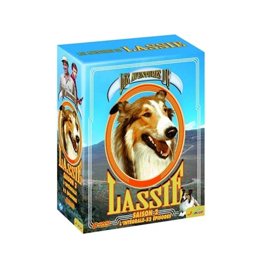 Lassie : L'intégrale de la saison 2 (8 DVD)