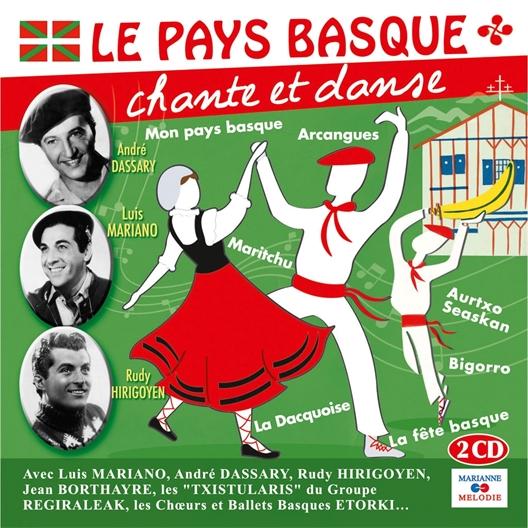 Exclusivité Le pays Basque chante et danse