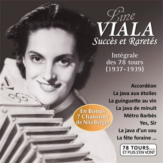 Lina Viala : Succès et Raretés