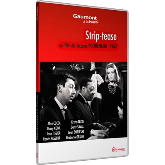 Strip-tease : Nico, Darry Cowl, Serge Gainsbourg...