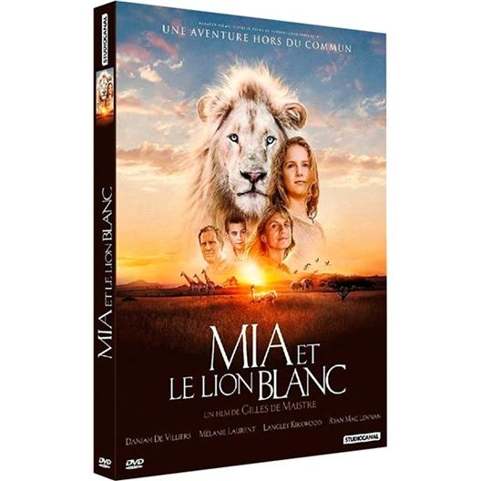 Mia et le lion blanc : Mélanie Laurent, Daniah De Villiers, …