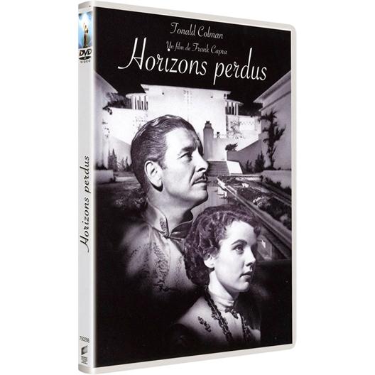 Horizons perdus : Ronal Colman, Jane Wyatt...