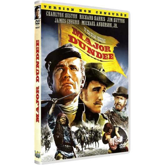 Major Dundee : Charlton Heston, Richard Harris
