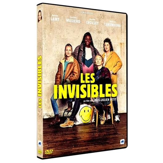 Les invisibles : Audrey Lamy, Corinne Masiero, …