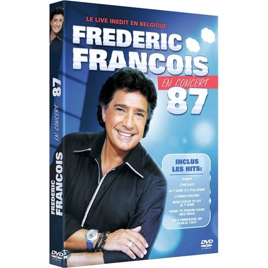Frédéric François en concert (DVD)