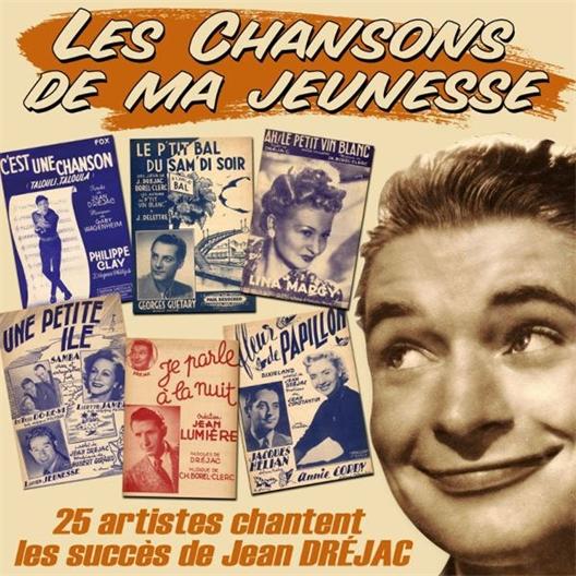 Jean Dréjac : 25 artistes chantent les succès de Jean DREJAC