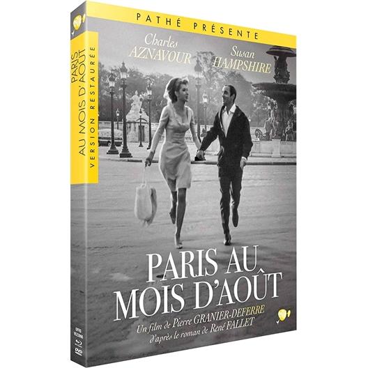 Paris au mois d'août : Charles Aznavour, Susan Hampshire…