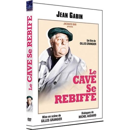 Le cave se rebiffe : Jean Gabin, Martine Carol