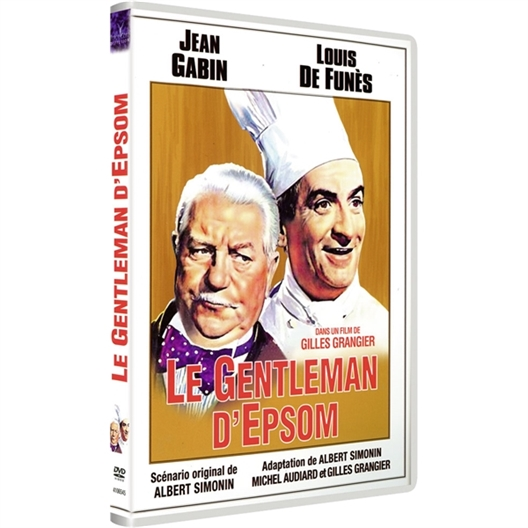 Le gentleman d'Epsom : Jean Gabin, Louis de Funès...